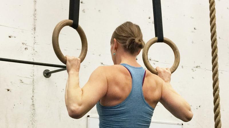 The Over The Shoulder Boulder Holder